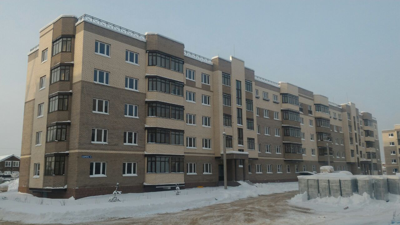k4 1 - 9 февраля 2018 / ПУСК ТЕПЛА В КОРПУС