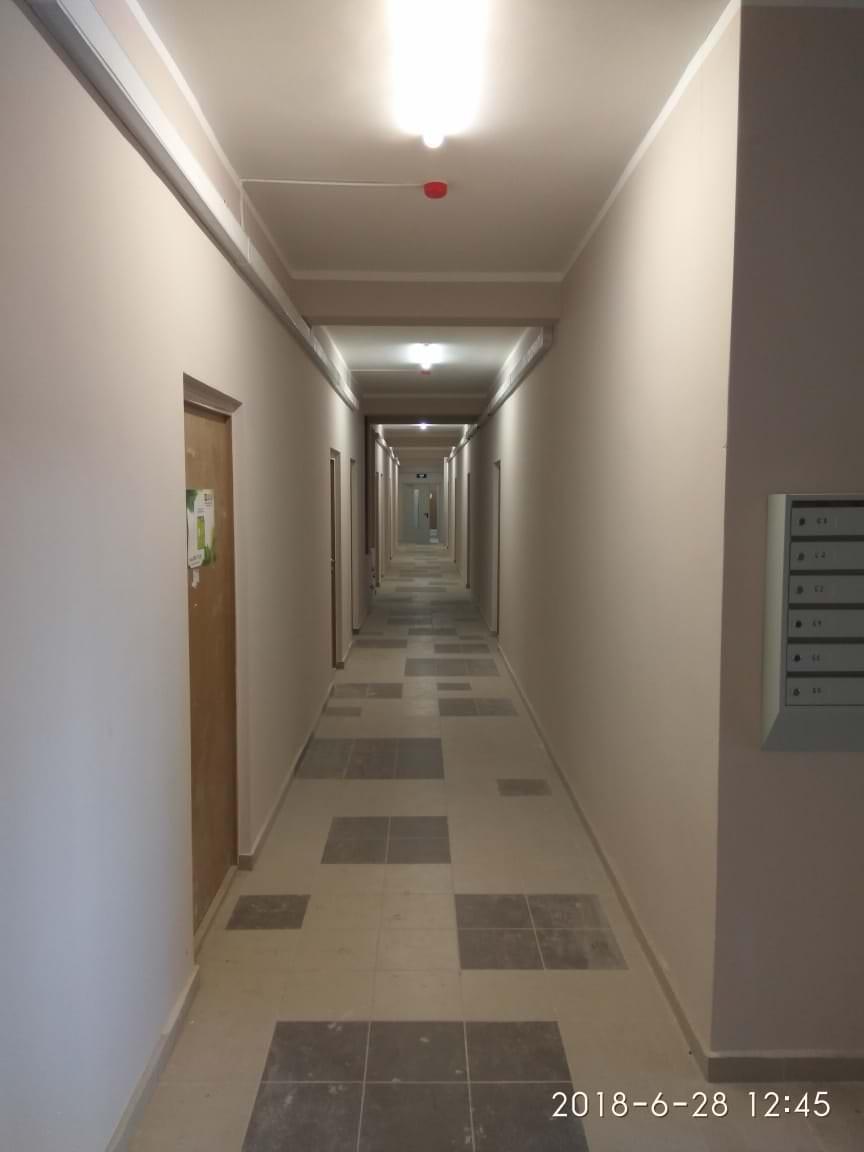 korpus 6 s 2 mop - 28 июня 2018 / Дом 6 - В секции 2 установлены почтовые ящики