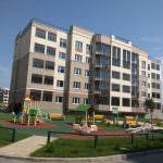 korpus 3 2 150x150 - 25 июля 2018 / Дом 4 - Строительство завершено, получен ЗОС