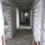 korpus 10 podgotovka sten 150x150 - Дом 8 - В секции 1 сделана песчаная подушка фундамента