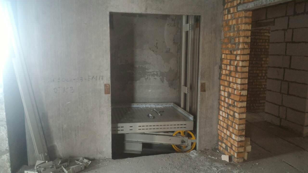 k3 lift - ВЕДУТСЯ РАБОТЫ ПО СБОРКЕ КАБИНЫ ЛИФТА