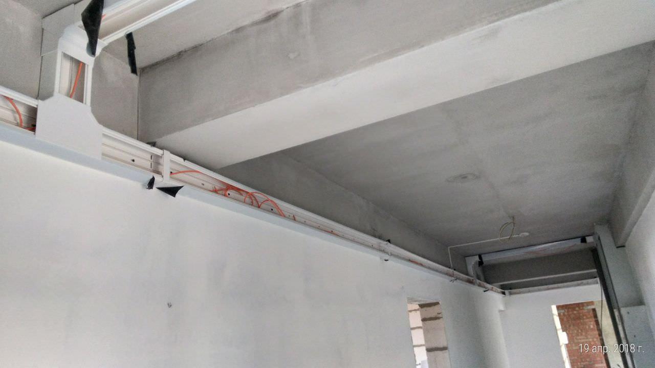 korpus 2 etazh 3 elekitr - Дом 2 - Проводятся работы по монтажу электропроводки в квартиры и МОПы