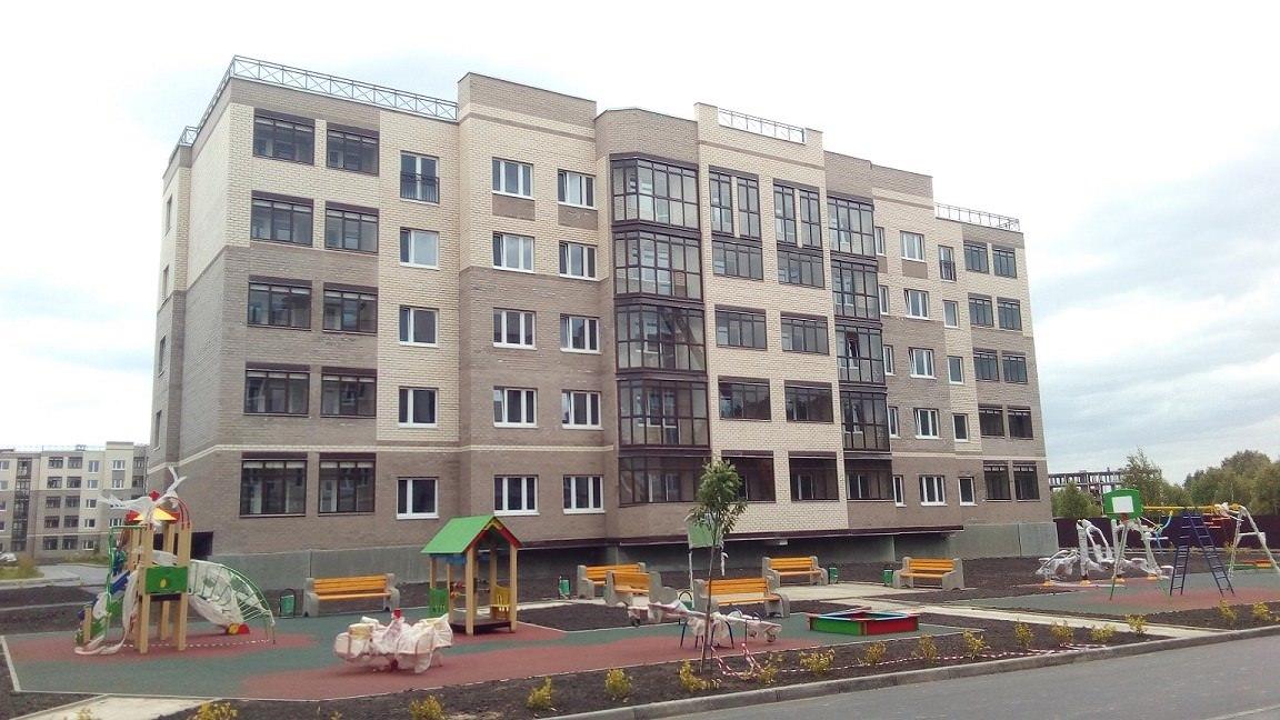 korpus.3 - 8 июня 2018 / Дом 3 - В квартирах производится отшлифовка бетонных элементов
