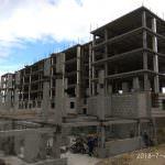 korpus 10 s..1 150x150 - 4 июля 2018 / Дом 8 - Устанавливаются несущие колонны цокольного и первого этажей