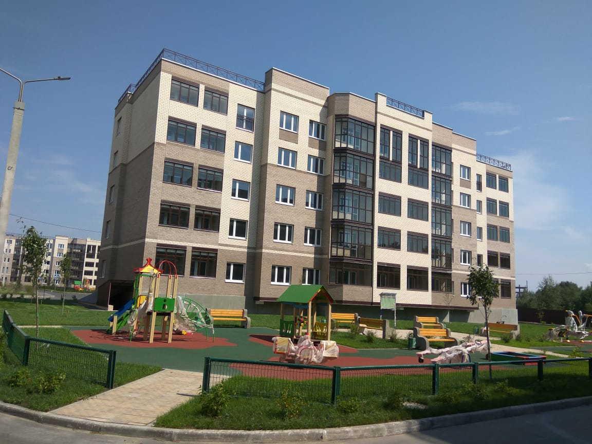 korpus 3 2 - 25 июля 2018 / Дом 3 - Строительство завершено, получен ЗОС