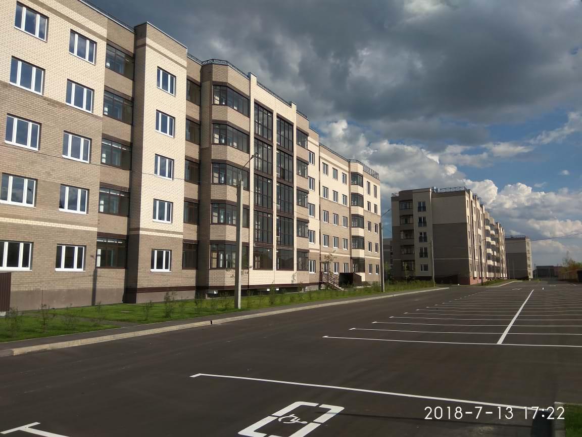 korpus 6 i 4 - 13 июля 2018 / Дом 4 - Установлена ТВ антенна