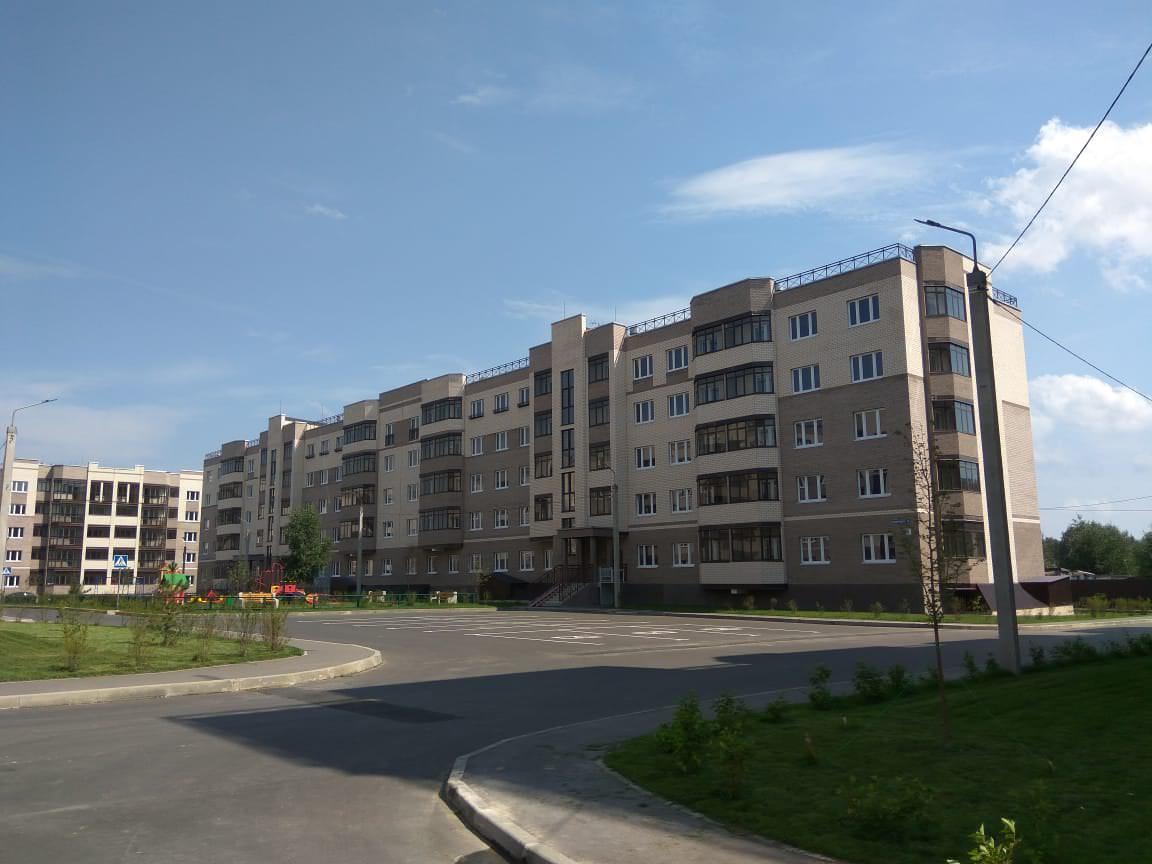 korpus 5 - 3 августа 2018 / Дом 5 - Строительство завершено, получен ЗОС