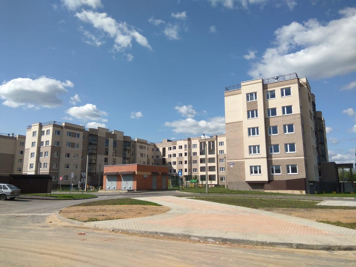 korpus 6 - 23 августа 2018 / Дом 6 - Строительство завершено, получен ЗОС
