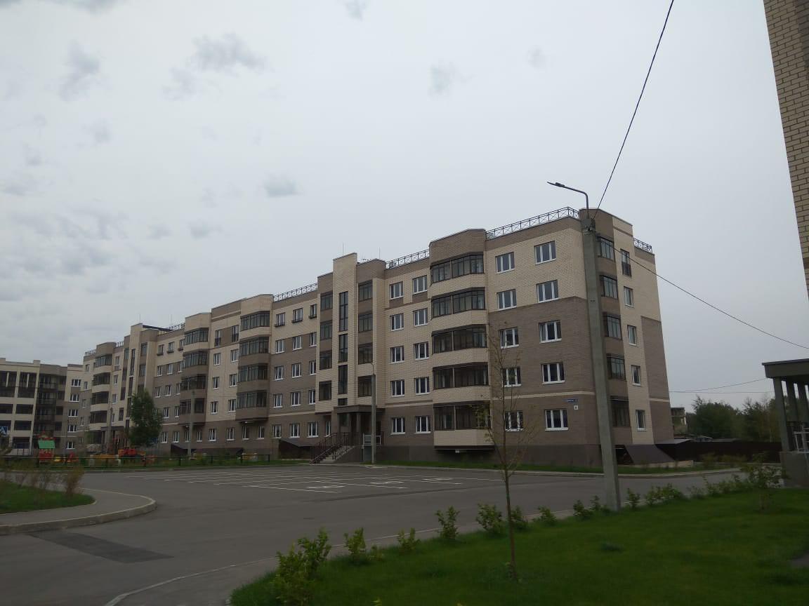 korpus 5 1 - 12 сентября 2018 / Дом 5 - Строительство завершено, получен ЗОС