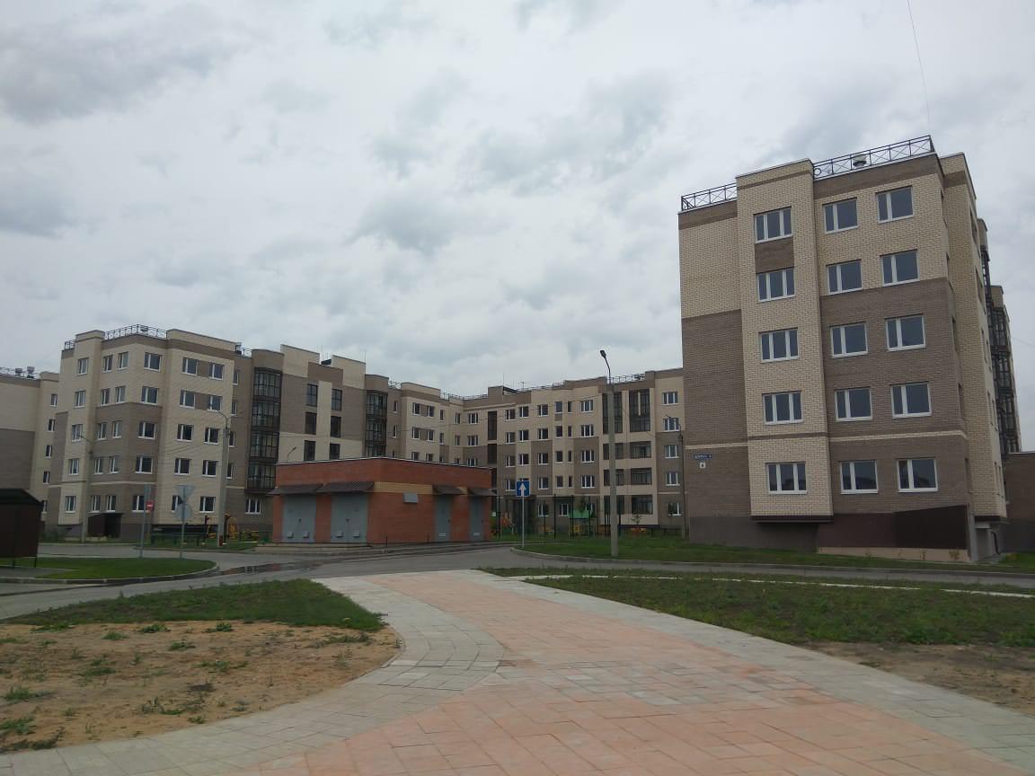 korpus 6 1 - 12 сентября 2018 / Дом 6 - Строительство завершено, получен ЗОС