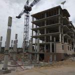 korpus 8 1 150x150 - Дом 7 - Производятся работы по монтажу оснований под несущие колонны