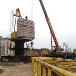 demontazh krana k 10 150x150 - 3 ноября 2018 / Дом 1 - Строительство завершено. Произведен пуск отопления.