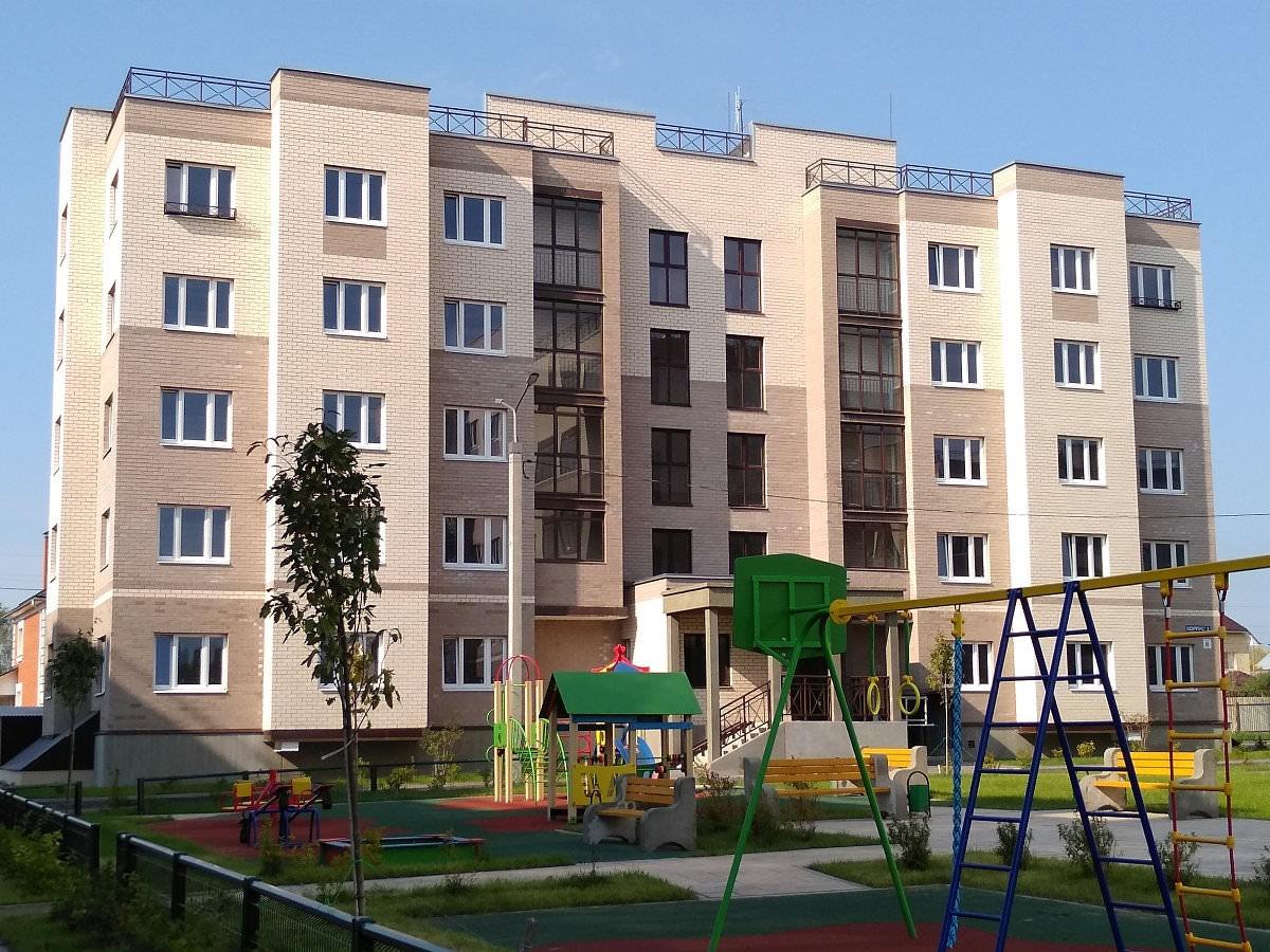 korpus 2 - 22 сентября 2018 / Дом 2 - Строительство завершено, получен ЗОС.