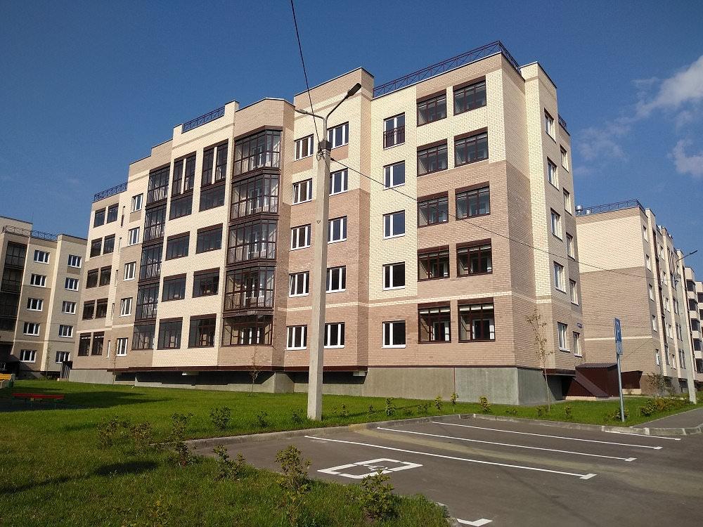 korpus 3 - 22 сентября 2018 / Дом 3 - Строительство завершено, получен ЗОС.