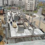 korpus 7. 150x150 - 22 октября 2018 / Дом 6 - Строительство завершено. Произведен пуск отопления.