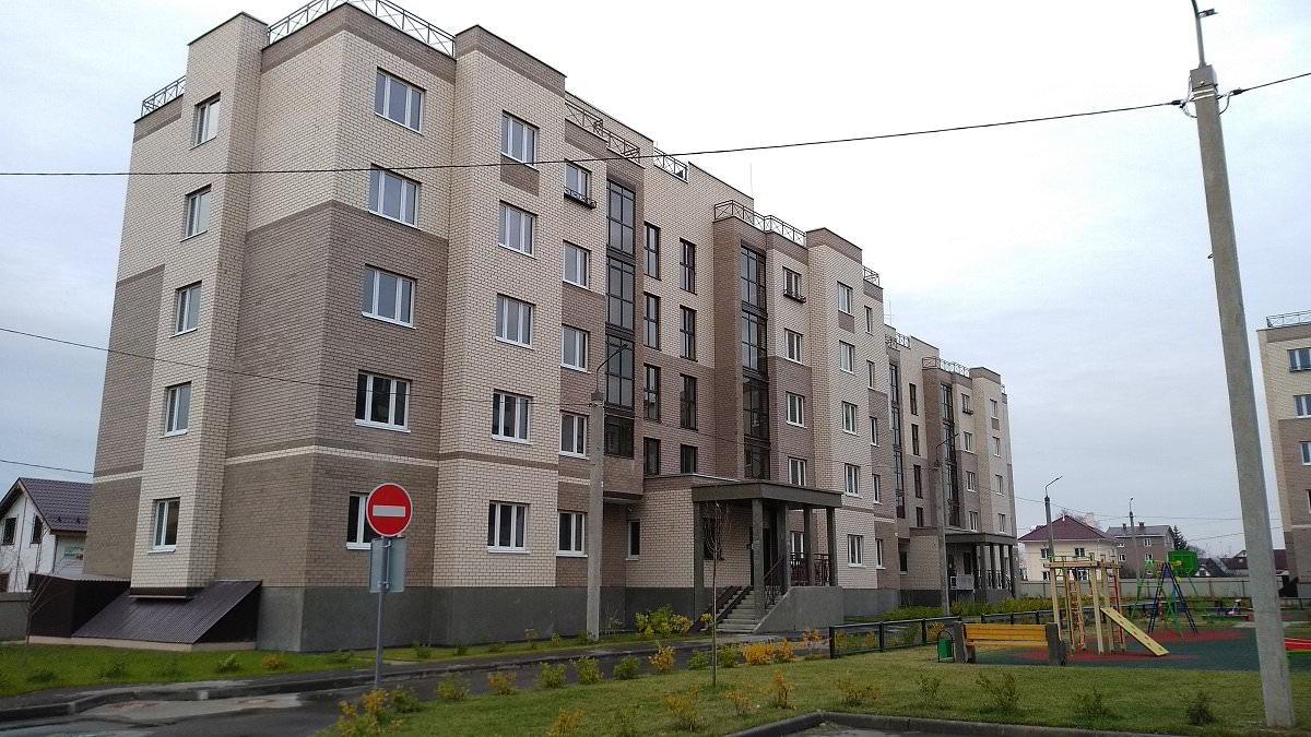 korpus 1 - 3 ноября 2018 / Дом 1 - Строительство завершено. Произведен пуск отопления.
