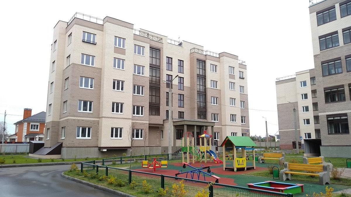 korpus 2. - 3 ноября 2018 / Дом 2 - Строительство завершено. Произведен пуск отопления.