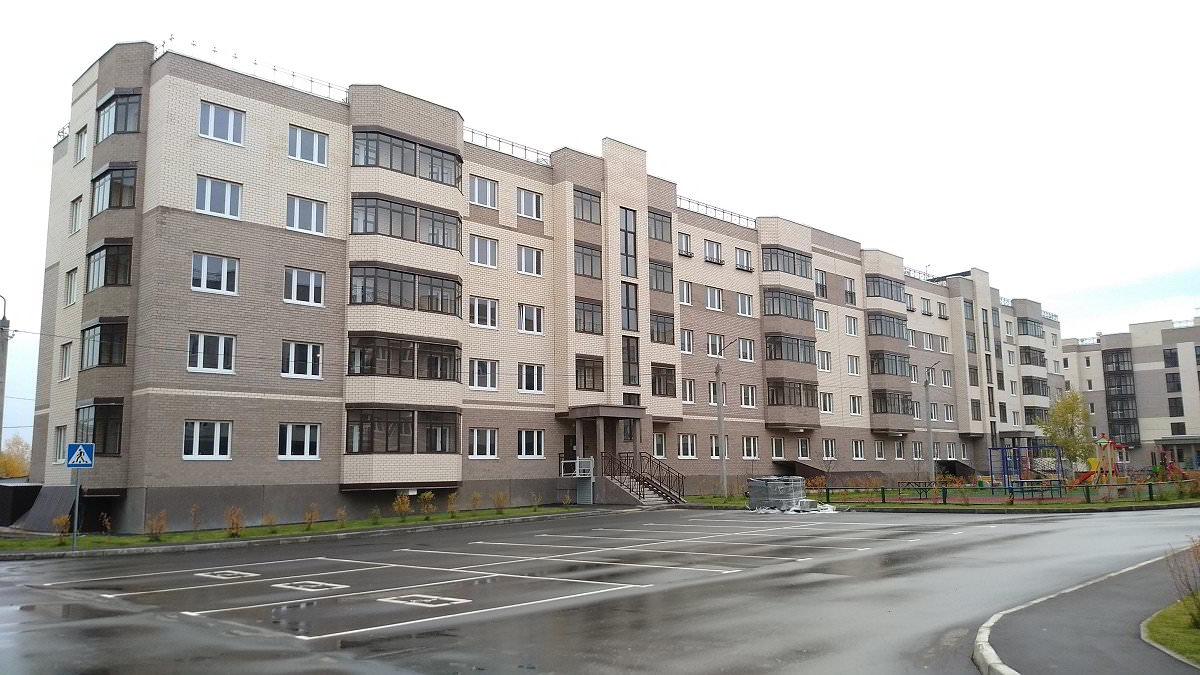 korpus 5 - 3 ноября 2018 / Дом 5 - Строительство завершено. Произведен пуск отопления.