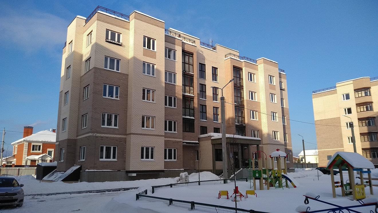 korpus 2 - 16 января 2019 / Дом 2 - Строительство завершено