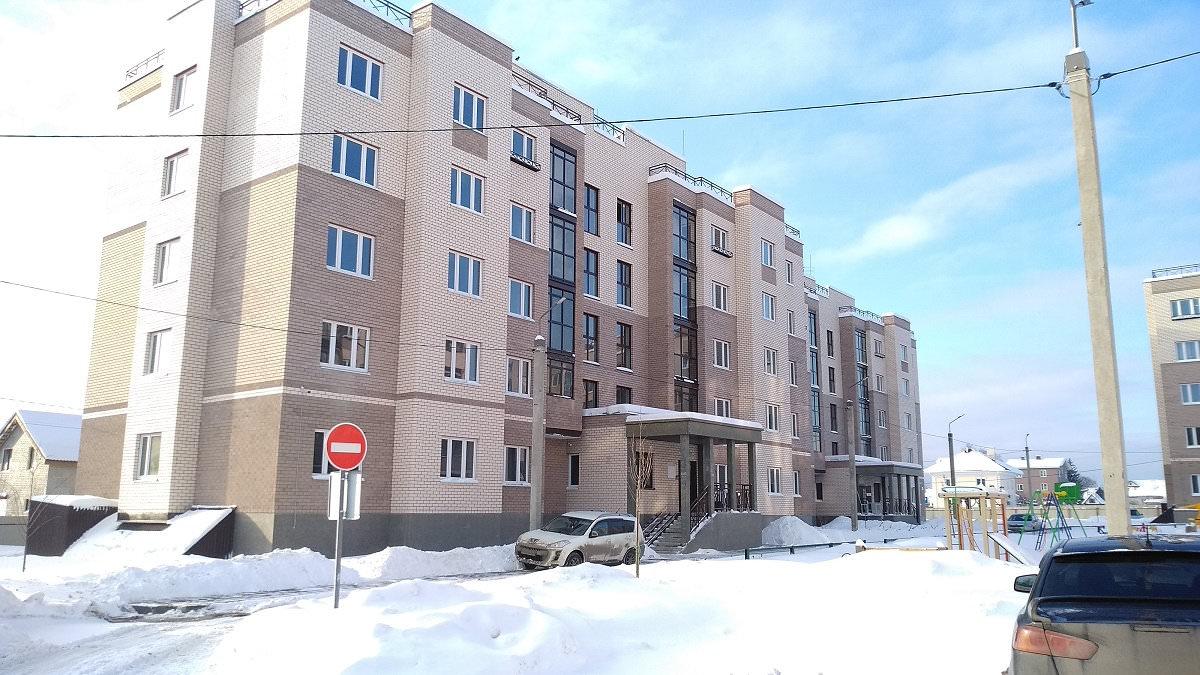 korpus.1 - 16 января 2019 / Дом 1 - Строительство завершено