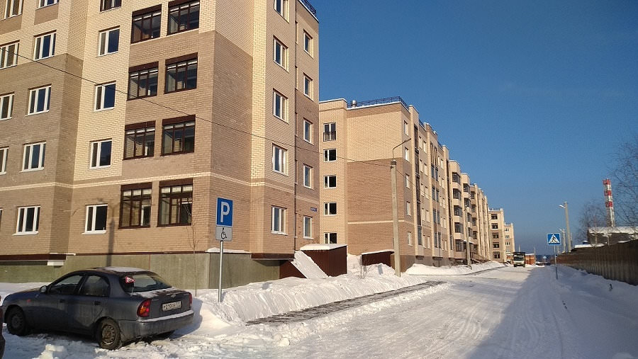 vnutrikvartalnaya doroga vdol k 3 i 5 - 16 января 2019 / Территория - Производятся работы по пуску газа в котельной